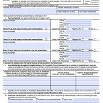 IRS (Form 2848)